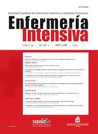 Cover image for Enfermería Intensiva (English Edition)