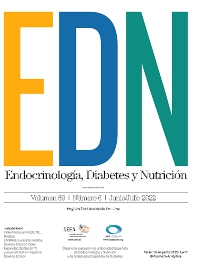 Cover image for Endocrinología, Diabetes y Nutrición