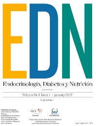Cover image for Endocrinología, Diabetes y Nutrición (English Edition)