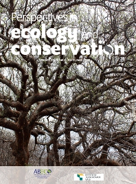 Cover image for Perspectives in Ecology and Conservation