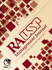 Cover image for RAUSP Management Journal