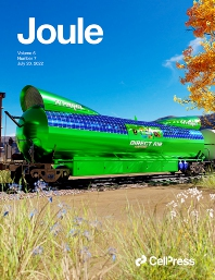 Cover image for Joule
