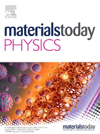 Cover image for Materials Today Physics