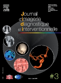 Cover image for Journal d'Imagerie Diagnostique et Interventionnelle