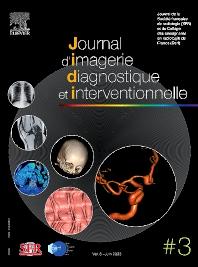 Cover image for Journal d'Imagerie Diagnostique et Interventionnelle