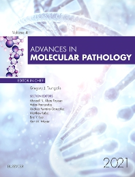 Cover image for Advances in Molecular Pathology