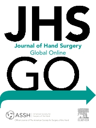 Cover image for Journal of Hand Surgery Global Online