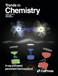 Cover image for Trends in Chemistry