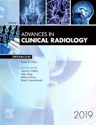Cover image for Advances in Clinical Radiology