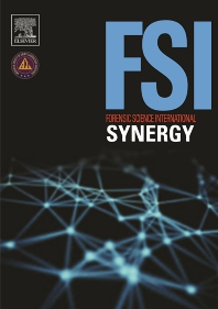 Cover image for Forensic Science International: Synergy