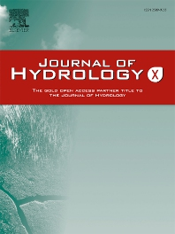 Cover image for Journal of Hydrology X