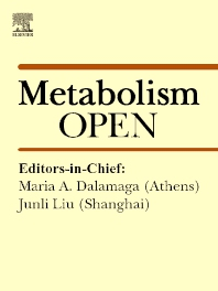 Cover image for Metabolism Open
