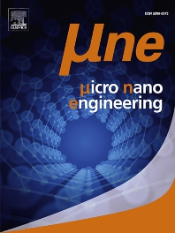 Cover image for Micro and Nano Engineering