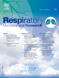 Respiratory Medicine and Research - ISSN 0761-8417