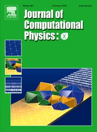 Cover image for Journal of Computational Physics: X