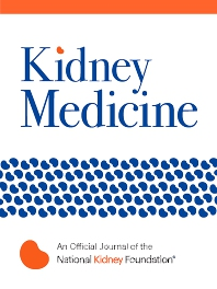 Cover image for Kidney Medicine