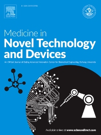 Cover image for Medicine in Novel Technology and Devices