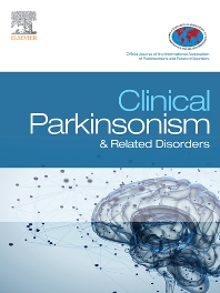 Cover image for Clinical Parkinsonism & Related Disorders