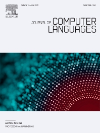 Cover image for Journal of Computer Languages