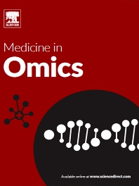 Cover image for Medicine in Omics
