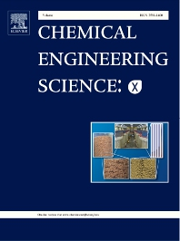 Cover image for Chemical Engineering Science: X