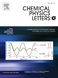 Cover image for Chemical Physics Letters: X