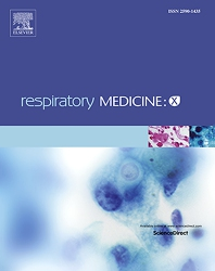 Cover image for Respiratory Medicine: X