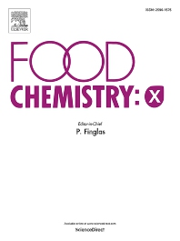 Cover image for Food Chemistry: X