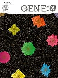 Cover image for Gene: X
