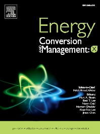 Cover image for Energy Conversion and Management: X