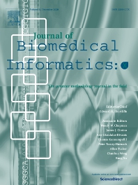 Cover image for Journal of Biomedical Informatics: X