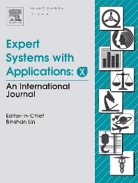 Cover image for Expert Systems with Applications: X