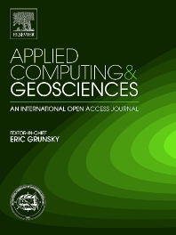 Cover image for Applied Computing and Geosciences