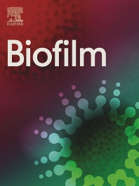 Cover image for Biofilm