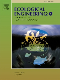 Cover image for Ecological Engineering: X