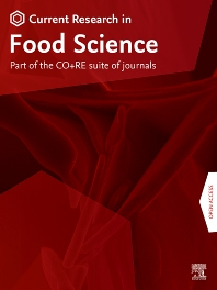 Cover image for Current Research in Food Science