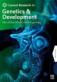 Cover image for Current Research in Genetics & Development