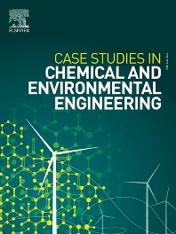 Cover image for Case Studies in Chemical and Environmental Engineering