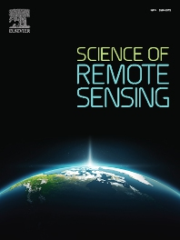 Cover image for Science of Remote Sensing