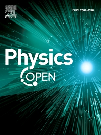 Cover image for Physics Open