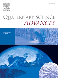 Cover image for Quaternary Science Advances