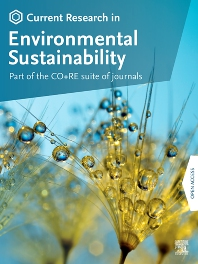 Cover image for Current Research in Environmental Sustainability