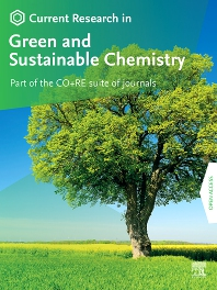 Cover image for Current Research in Green and Sustainable Chemistry