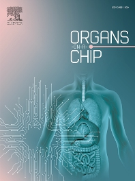 Cover image for Organs-on-a-Chip