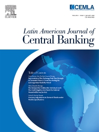 Cover image for Latin American Journal of Central Banking