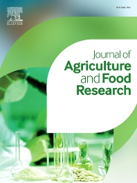 Cover image for Journal of Agriculture and Food Research