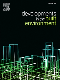 Cover image for Developments in the Built Environment