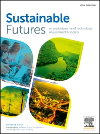 Cover image for Sustainable Futures