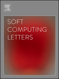 Cover image for Soft Computing Letters