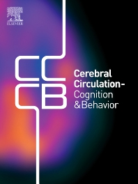 Cover image for Cerebral Circulation - Cognition and Behavior
